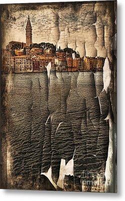 Old Town Metal Print by Svetlana Sewell