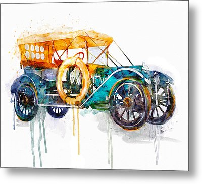 Oldsmobile  Metal Print by Marian Voicu