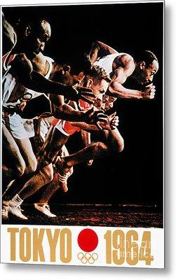 Olympic Games, 1964 Metal Print by Granger