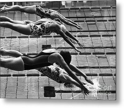 Olympic Games, 1972 Metal Print by Granger