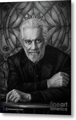 Omar Sharif Metal Print