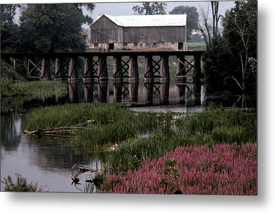 Omemee In The 70 Metal Print