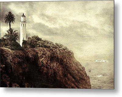 Metal Print featuring the photograph On The Edge by Douglas MooreZart