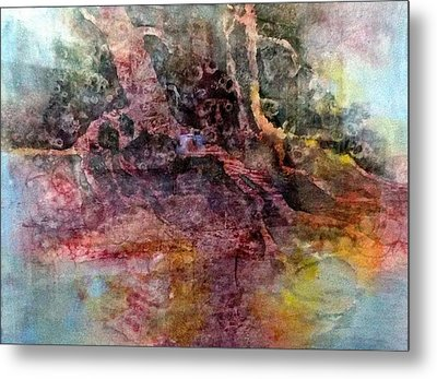 On The Peninsula Metal Print by Carolyn Rosenberger