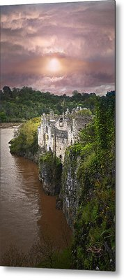 Once Upon A Time Metal Print by Vicki Lea Eggen
