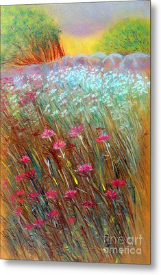 One Day In The Wild Metal Print by Jasna Dragun