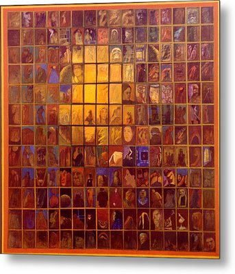One Hundred And Ninety Two Metal Print by James LeGros