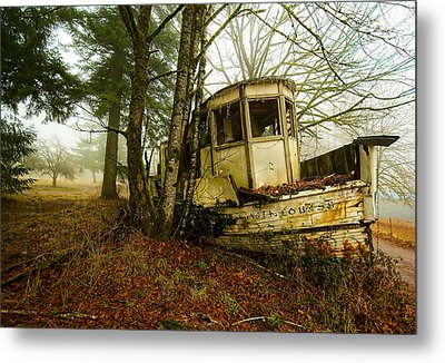 One Mans Dream 2 Metal Print
