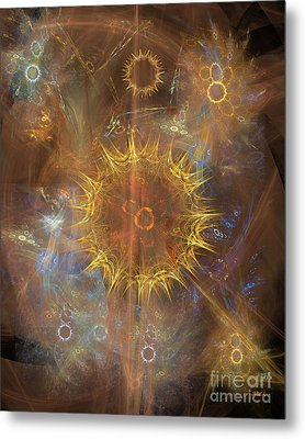 One Ring To Rule Them All Metal Print