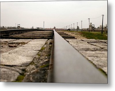 Metal Print featuring the photograph One Way Ticket by Votus