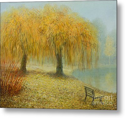 Only The Two Of Us Metal Print by Kiril Stanchev