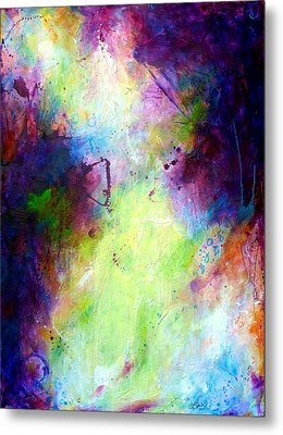 Only Time Will Tell Metal Print by Tracy Bonin