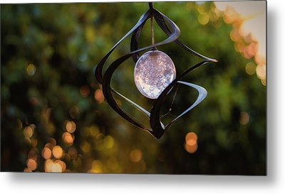 Metal Print featuring the photograph Orb by Tim Nichols