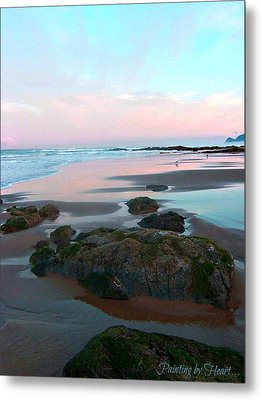Oregon Coast 2 Metal Print