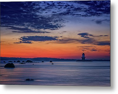Orient Point, Ny Metal Print