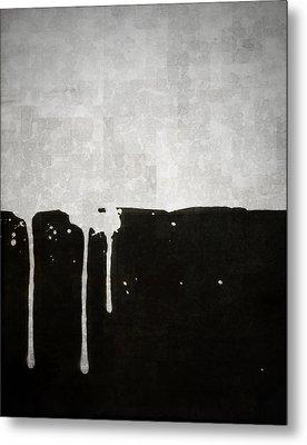 Origin Metal Print by Brett Pfister