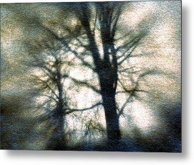 Original Tree Metal Print by Diana Ludwig