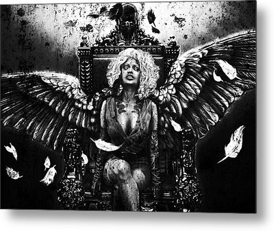 Orion Metal Print by Mad Zilly