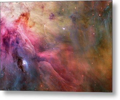 Orion Nebula M42 Metal Print by Mark Kiver