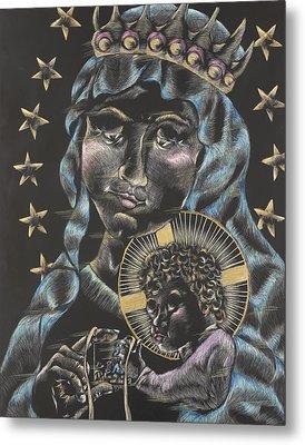 Our Lady Of Mt. Carmel Metal Print