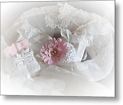 Metal Print featuring the photograph Our Little Girl Is All Grown Up by Sherry Hallemeier