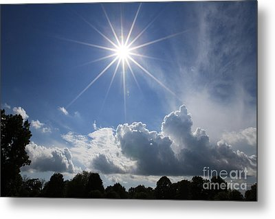 Our Shining Star Metal Print