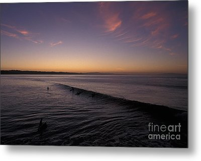 Out Before Dawn Metal Print by Stan and Anne Foster