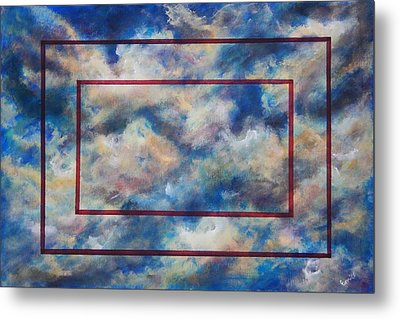Out Of Chaos Metal Print