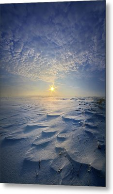 Metal Print featuring the photograph Out Of The East by Phil Koch