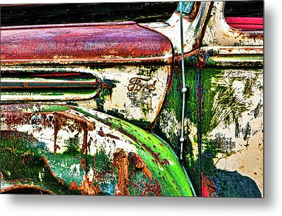 Out Of Warrantee Metal Print by Jeffrey Jensen