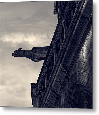 Out There Metal Print by John Hansen