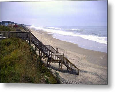 Outer Banks Metal Print by Patrick  Flynn