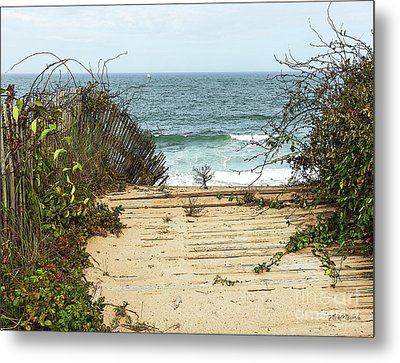 Outermost Passage Metal Print