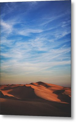 Over And Over Metal Print