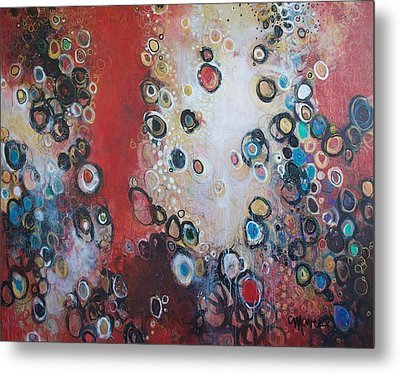 Over The Rainbow Metal Print by Laurie Maves ART