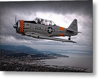 Over Under Metal Print by Thomas T.