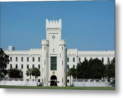 Padgett-thomas Barracks Metal Print