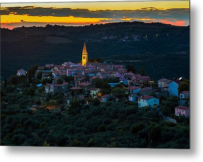 Padna Metal Print by Robert Krajnc