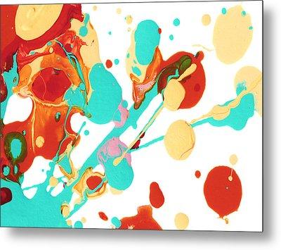 Paint Party 3 Metal Print
