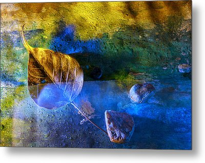 Painted Dreams Metal Print