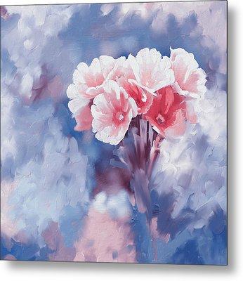 Painting 391 3 Metal Print
