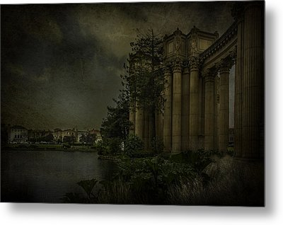 Metal Print featuring the photograph Palace Of Fine Arts by Ryan Photography