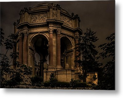 Metal Print featuring the photograph Palace Of Fine Arts - San Francisco by Ryan Photography