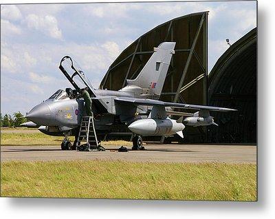 Panavia Tornado Gr4 Metal Print