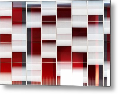 Panning On The Wind Metal Print
