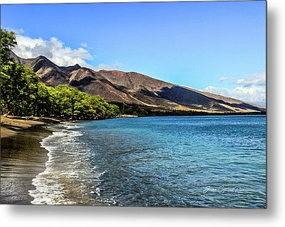 Metal Print featuring the photograph Paradise by Joann Copeland-Paul