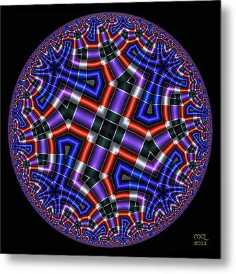 Paradoxical Intent Metal Print by Manny Lorenzo