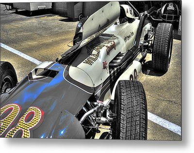 Parnelli Jones Watson Roadster 1963 Metal Print