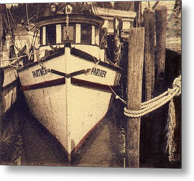 Partner Metal Print by Garry McMichael