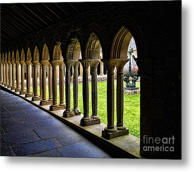 Metal Print featuring the photograph Passage To The Ancient by Roberta Byram